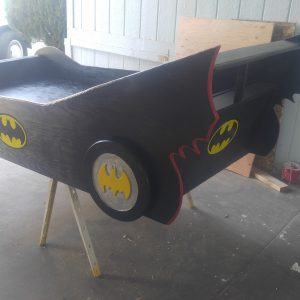Batmobile Twin Bed