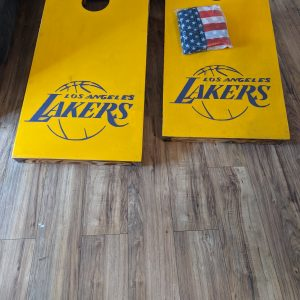 Corn Hole Game Board